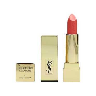 Yves Saint Laurent Rouge Pur Couture Lipstick 51 Corail Urbain