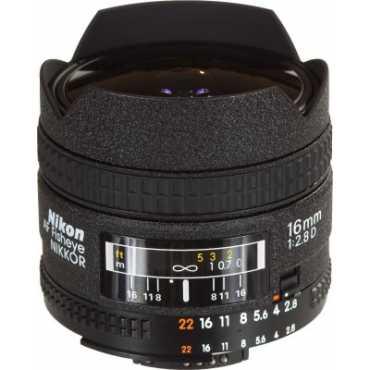 Nikon AF Fisheye-Nikkor 16mm f 2 8D Lens