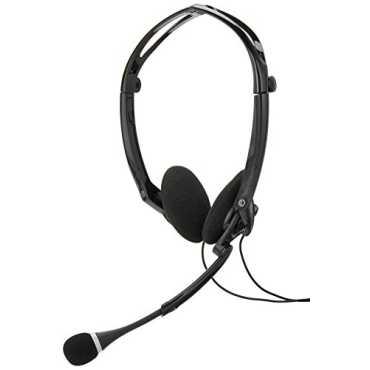 Plantronics Audio 400 DSP Headset - Silver | Black