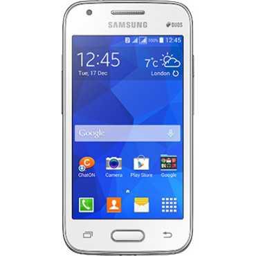 Samsung Galaxy S Duos 3  - White   Grey