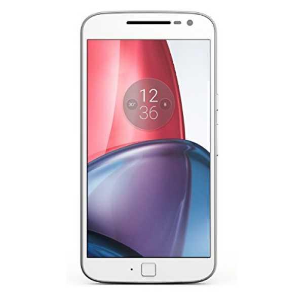 Motorola Moto G4 Plus 16GB - White | Black