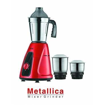 Borg Metallica 500W Mixer Grinder (3 Jars)