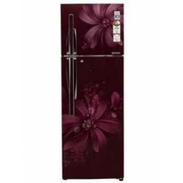 LG GL-C322RSAU 308 L 3 Star Double Door Refrigerator