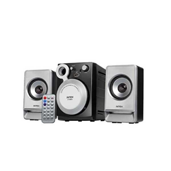 Intex IT-890U 2 1 Multimedia Speakers