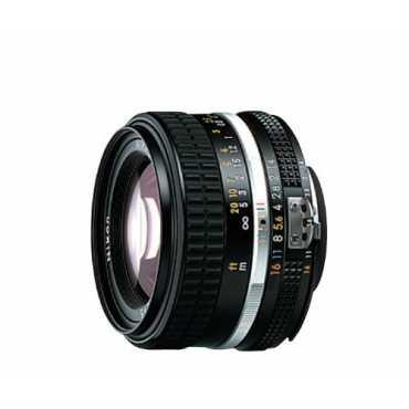 Nikon 50mm f/1.4 AI-S Nikkor Lens