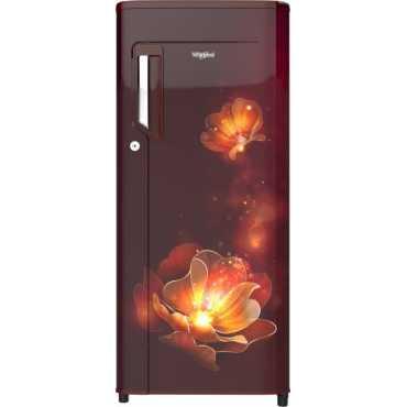 Whirlpool 205 IceMagic Powercool PRM 190 L 5 Star Direct Cool Single Door Refrigerator (Wine Radiance)