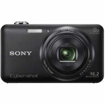 Sony CyberShot DSC-WX80 Digital Camera - White | Red | Black