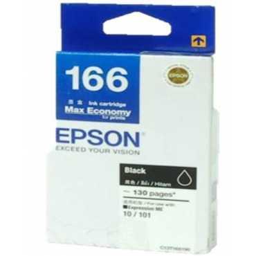Epson 166 Black Ink Cartridge