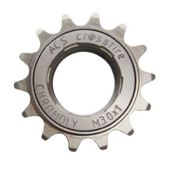 ACS Crossfire 13T Freewheel - Grey