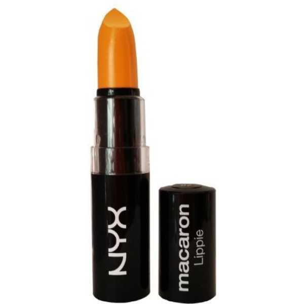 NYX Macaron Pastel Lippies (Citron Mals Yellow MALS07)