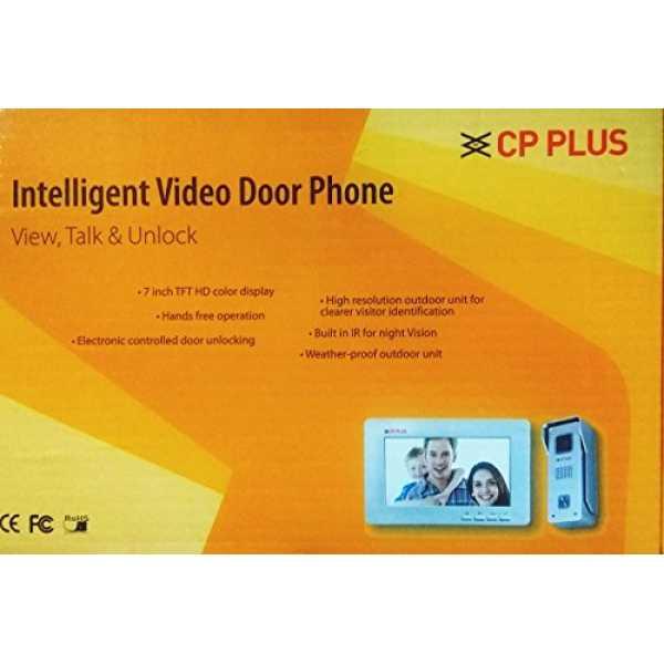 Cp Plus  CP-RVK-K72 Intelligent Video Door Phone