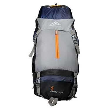 Mount Track Gear Up 9105 BL Backpack (60 L, Large) - Blue | Red