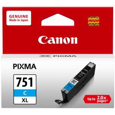 Canon CLI   751 XL Cyan Ink Cartridge - Blue