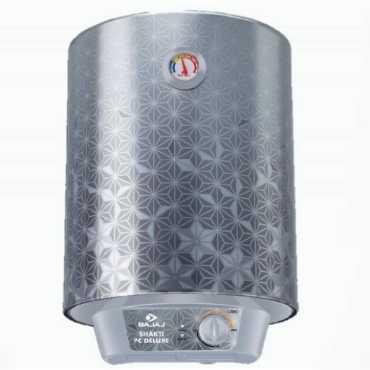Bajaj Shakti PC Deluxe 25L Water Geyser - Grey