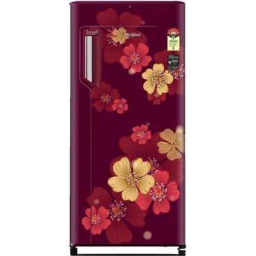 Whirlpool 215 IMPC 5S INV PRM 200 L Direct Cool 5 Star Refrigerator (Wine Azalea)