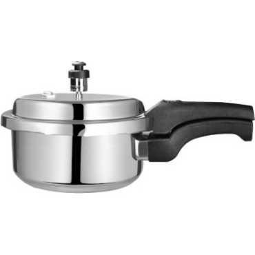 Sumeet SAPC2 Alluminium 2 L Pressure Cooker (Outer Lid) - White