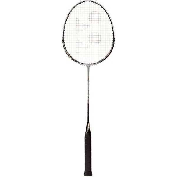 Yonex Carbonex 6000 Strung G4 Badminton Racket - Silver/black