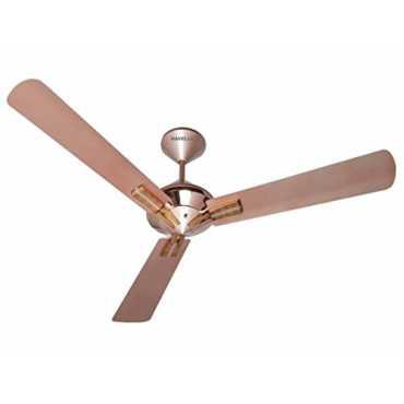 Havells Sagittal 3 Blade (1320mm) Ceiling Fan - Brown