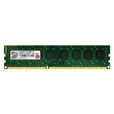 Transcend TS512MLK64V3N DDR3 4GB PC RAM - Green