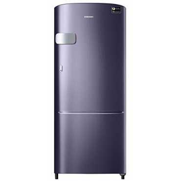 Samsung RR20M2Y2XUT/RR20M1Y2XUT/HL 192L 5S Single Door Refrigerator (Pebble Blue) - Blue