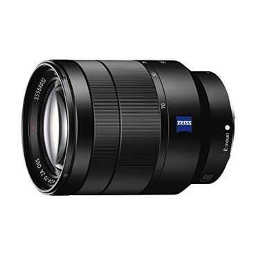 Sony Vario-Tessar T* FE 24-70mm F4 ZA OSS Lens - Black