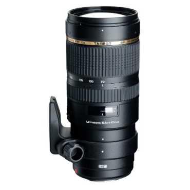 Tamron A009 Sp 70 - 200mm F/2.8 Di Vc Usd Lens (For Nikon) - Black