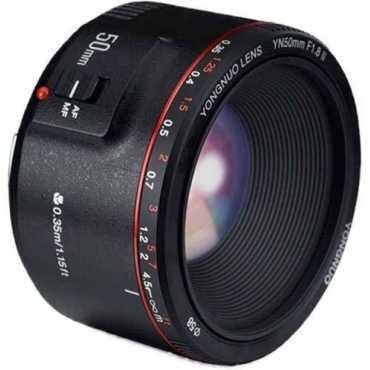 YONGNUO YN 50mm F1 8 II Lens For Canon