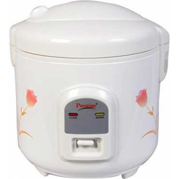 Prestige PRWCS 1L Electric Cooker - White