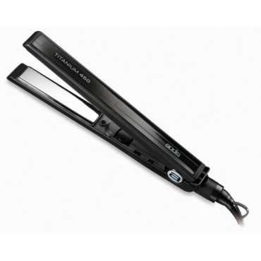 Andis 66045 Hair Straightener - Titanium