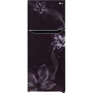 LG GL-N292DPOY 260L 3 Star Double Door Refrigerator
