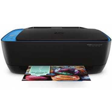HP DeskJet Ink Advantage Ultra 4729 Multi Function Printer - Black