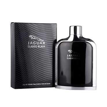 Jaguar Classic Black EDT - 100 ml - Black