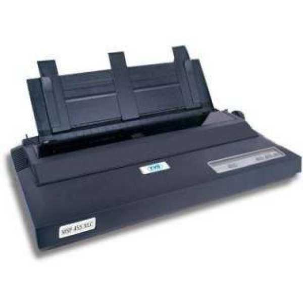 Tvs MSP 455 XL Classic Single Function Dot Matrix Printer