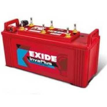 Exide InvaPlus (Fipo-IP1500) Battery - Red