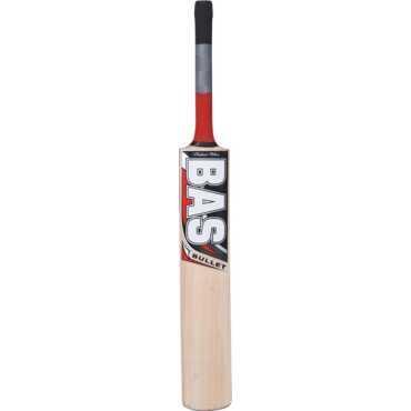 BAS Vampire Bullet Kashmir Willow Cricket Bat (Size 6)