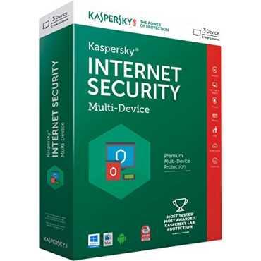 Kaspersky Internet Security Multi Device 3Pc 1Year