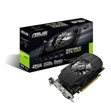 Asus Phoenix GeForce GTX 1050 2GB DDR5 Graphic Card