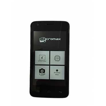 Micromax Q325 - Black