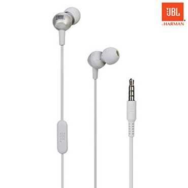 JBL C200SI In the Ear Headset - Gun Metal | Ice Gray | Mystic Blue