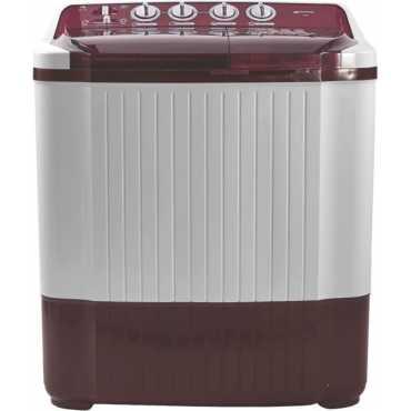 Micromax 7.5kg Semi Automatic Top Load Washing Machine (MWMSA755TVRS1BR) - White