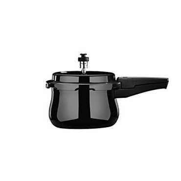 Butterfly Superb Plus Aluminium 3 L Pressure Cooker (Inner Lid) - Silver
