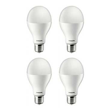Philips Steller Bright 17W E27 1700L White Pack of 4