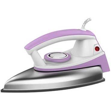 Usha 3402 1000W Dry Iron - Purple | Grey | White | Green