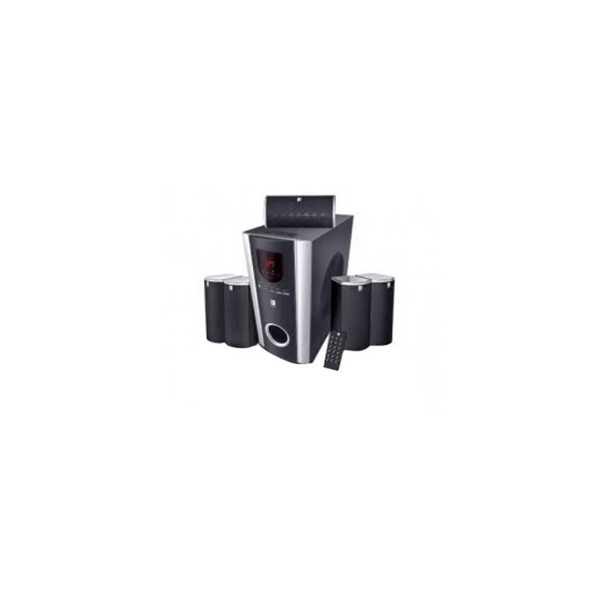 iBall Booster 5.1 Multimedia Speaker - Black