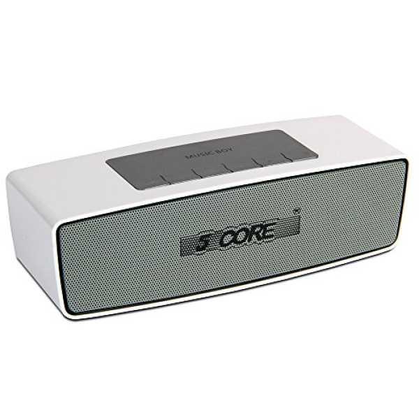 5 Core Music-Boy Portable Bluetooth Speaker - Black