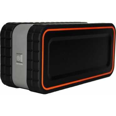 Offbeat Hybrid Portable Bluetooth Speaker - Black