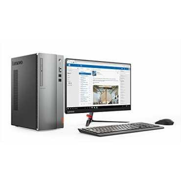 Lenovo AIO310-20IAP (Intel Pentium,4GB,1TB,DOS) All In One Desktop - Black