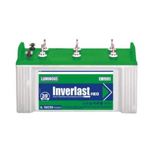 Luminous Inverlast Neo IL 18039 150Ah Inverter Battery