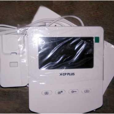 Cp Plus  CP-JAV-K40-H Video Door Phone - White