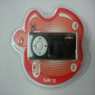 Sonilex SL-MP6 4GB MP3 Player